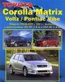 Toyota Corolla Matrix скин 1