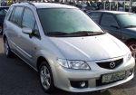 Mazda Premacy Silver 2005