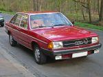 Audi 100 c2 второе поколение