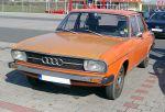 Audi 100 первое поколение