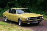 Audi 100 C1 Coupé