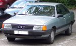 Audi 100 и 200 (C3)