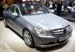 Mercedes-Benz E 350 CGI Coupé
