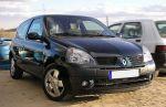 Renault Clio 2-verde