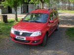 Dacia Logan MCV после рестайлинга