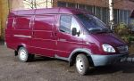 Газель-фургон ГАЗ-2705