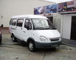 Маршрутное такси ГАЗ-322132 с дизелем IVECO