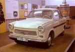Презентация модели «601» в 1963 году.