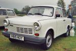 Trabant 1.1 — модель с 4-тактным двигателем от VW Polo.
