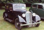 1936 Rover 10.