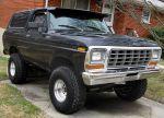 Bronco 1978–1979