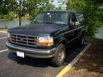 Bronco 1992–1996