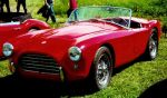 A.C. ACE 2-Seater Sports 1953